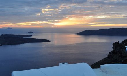 Five things you must do in Santorini