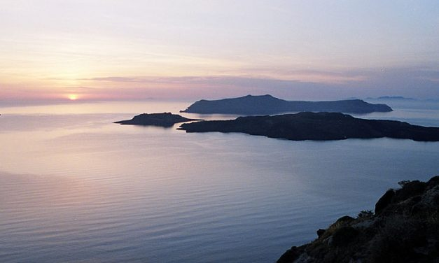 Travelling in Greece is Safe? The tranquility of Santorini is waiting for you.