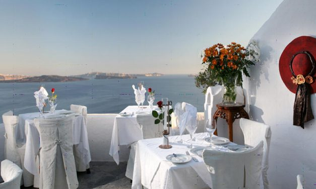 WHERE TO EAT IN SANTORINI (SOME SUGGESTIONS)