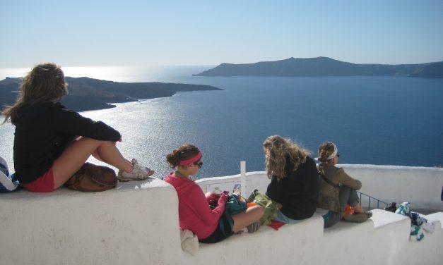 Santorini una vacanza ideale solo per le coppie?