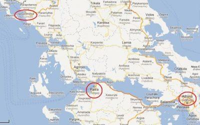 Come si raggiunge Santorini? #1
