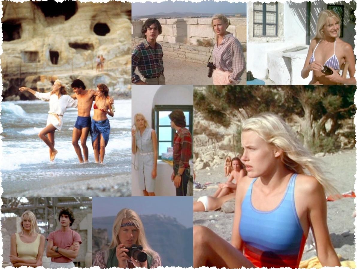 The Island of love: Santorini at the cinema - We Love ...