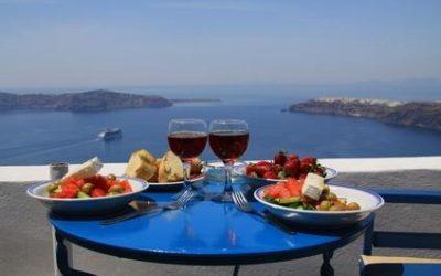 Dove mangiare a Santorini: mini guida del gusto