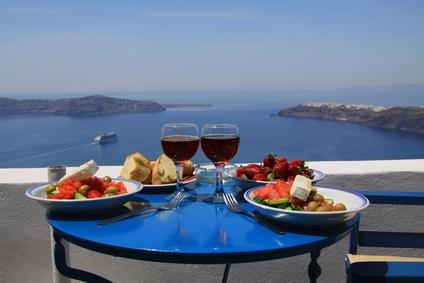 Where to eat in Santorini