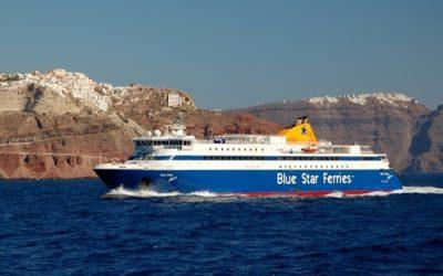 Come raggiungere Santorini #2