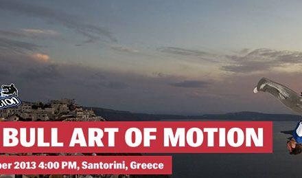 RED BULL PARKOUR 2013 – Santorini