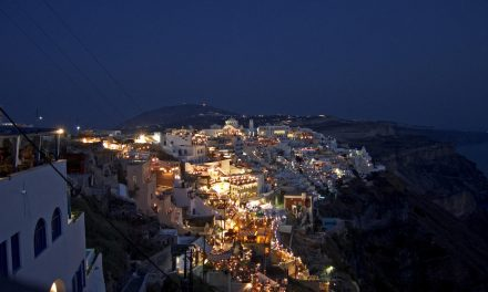 All Roads lead to Fira
