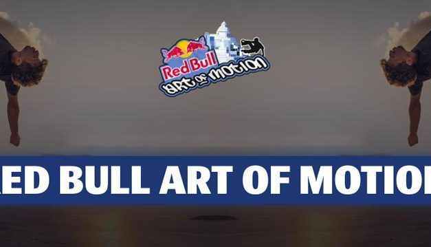 Red Bull Art of Motion Santorini 2016