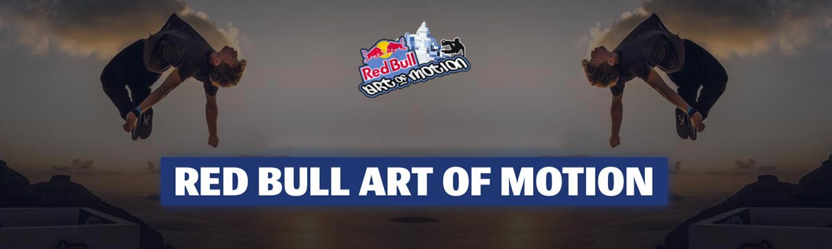Red Bull Art of Motion Santorini 2016