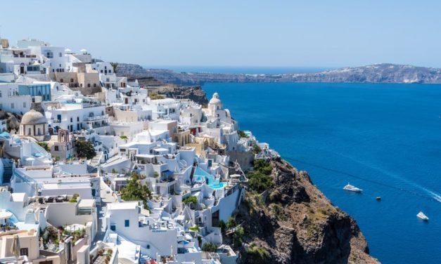 Summer Vacation Value Report 2018: è Santorini l'isola dell'estate