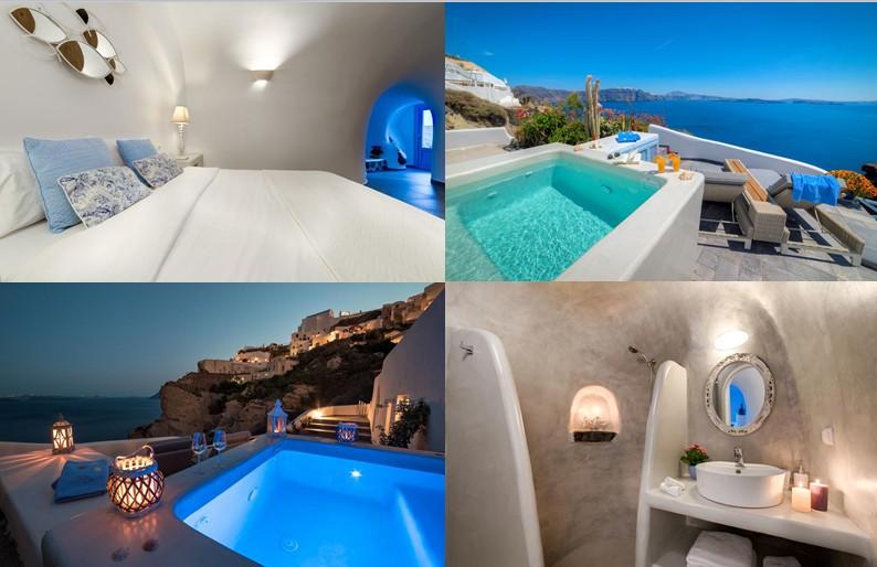 Dove alloggiare - We Love Santorini