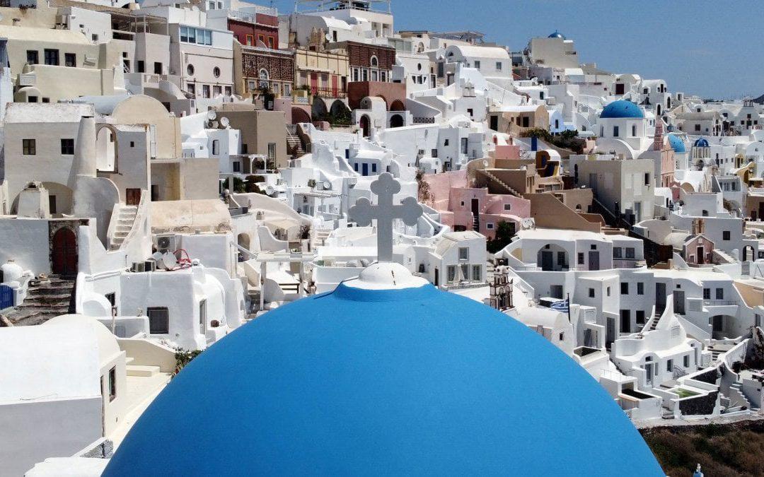 Santorini turismo 2020: La Grecia supera l'emergenza COVID 19 e apre le porte al turismo